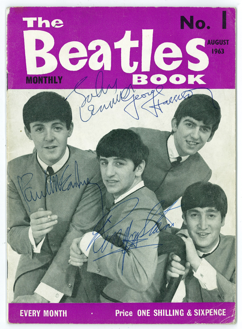 Book Cover Black Beatles : The beatles autographs presented by frank caiazzo